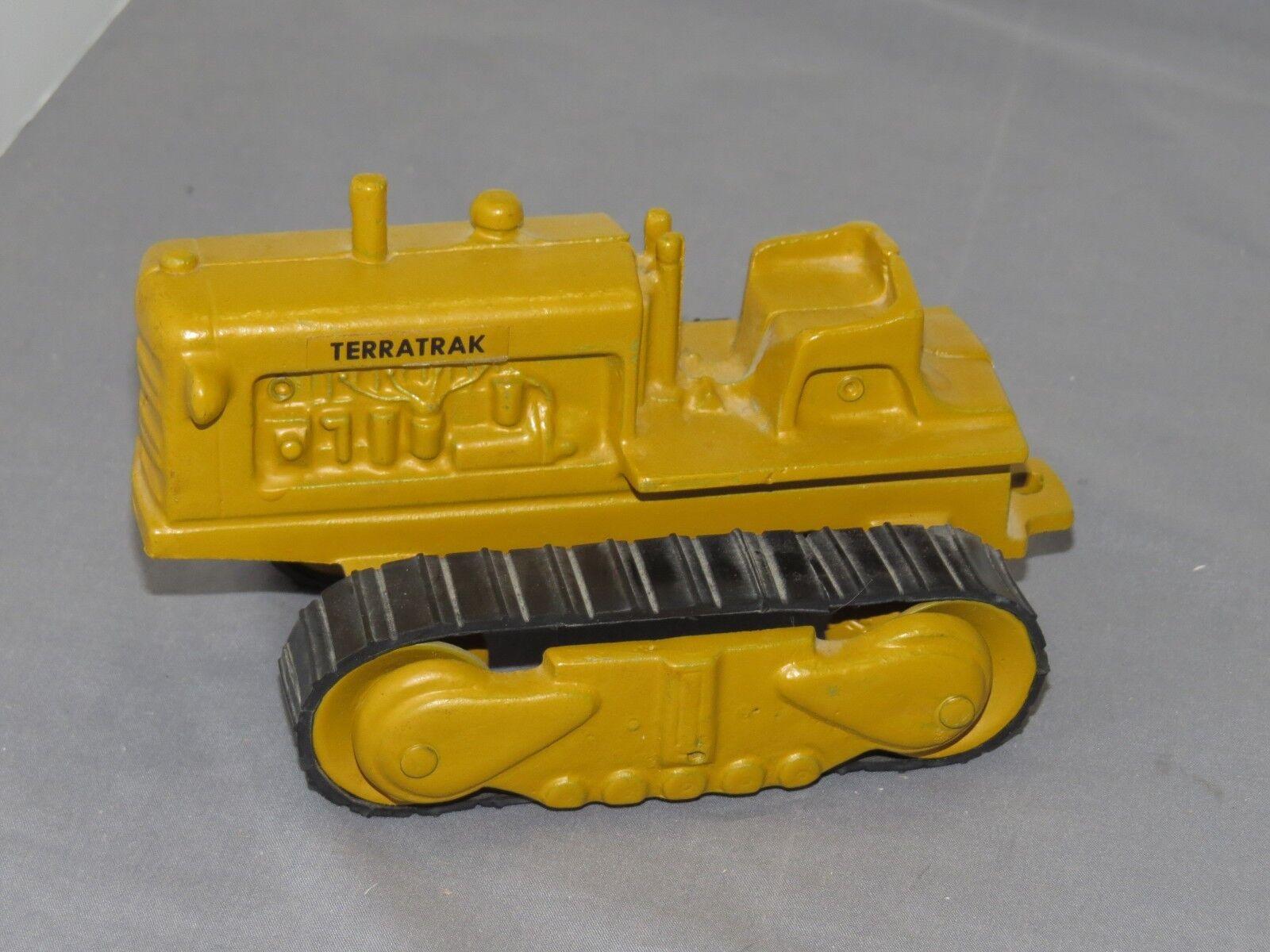 Vintage terratrak tracteurs à chenilles Plowboy Sharp  1 16