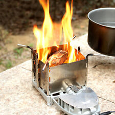 Bio Mass Stove like Biolite / Vitalgrill-  Hiking Bush craft & Survival edc UK