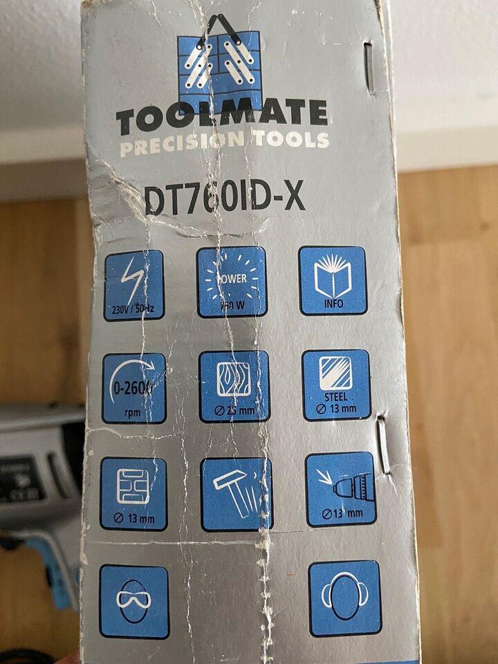 Bor, Toolmate DT760ID-X