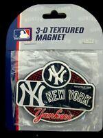 York Yankees Baseball 3d Mlb Magnet Buy One Get One Sale Free Ship