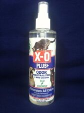 X-O Plus Odor Neutralizer / Cleaner Organic Deodorizer Spray 8oz XO