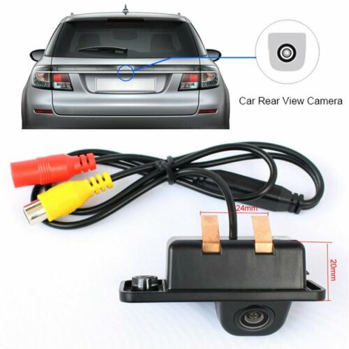 HD CCD Auto Reversing Backup Rear View Tracks Parking Camera For Audi A3-A6 UK