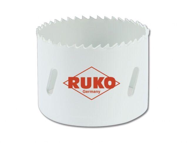 """Ruko Hole Saw 64mm (2 1/2"""") HSS Bi Metal Co 8"""