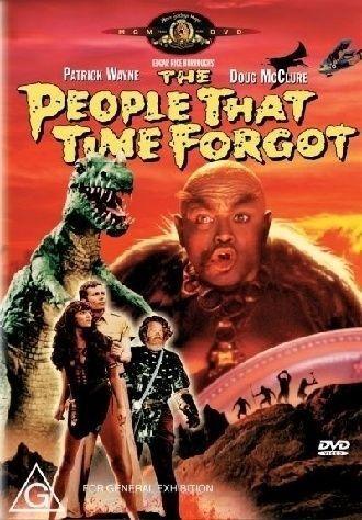 1 of 1 - People That Time Forgot (DVD, 2004) Patrick Wayne - Free Post!