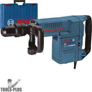 "Bosch 11316EVS-46 14A 1-9/16"" SDS-Max VS Demolition Hammer w/Handle+Case"