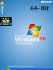 Windows XP 64-bit Professional SP2 & Genuine License Key to activate + PC