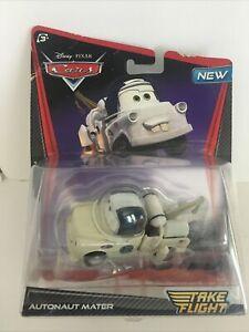 Disney Pixar Cars Autonaut Mater Fron The Take Flight Line Deluxe Read