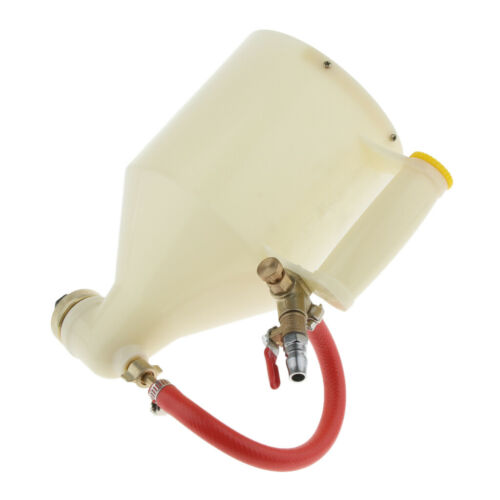 3500ML Air Sprayer Cement Mortar Sprayer Wall Stucco Gravity Spray Gun Tool