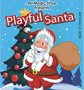 Playful santa l by ra magic shop and julio abreu from murphys image is loading playful santa l by ra magic shop and m4hsunfo