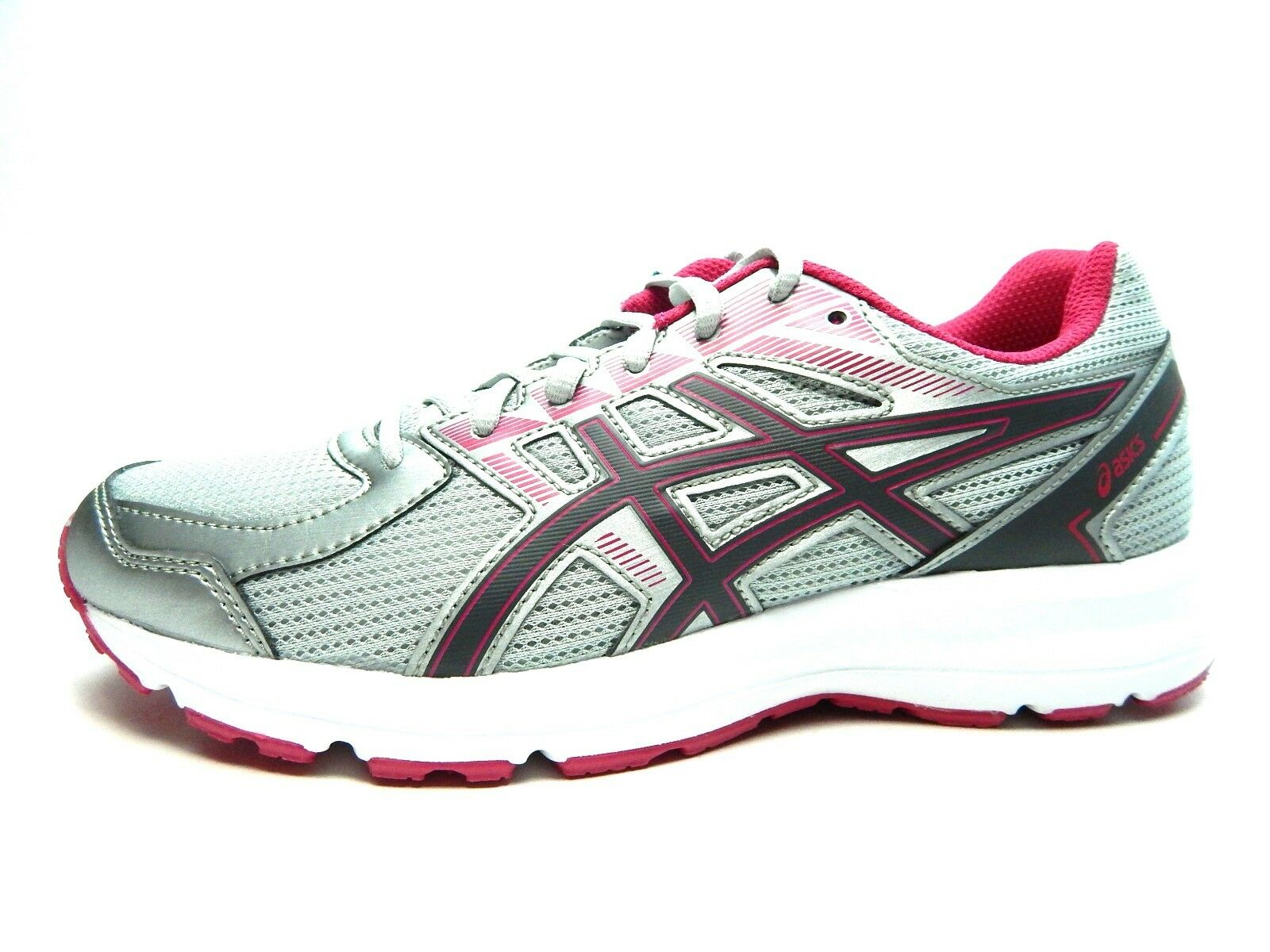 ASICS sacudida reducción de precios zapatos de mujer Rosa brillante t7k9n Glaciar Gris carbon brillante Rosa y hermosa moda barato 9697Talla 6 12 4c5d39