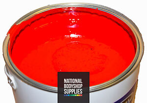 Image Is Loading 1l Ford Radiant Red 2k Direct Gloss Paint