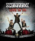 Live in 3D: Get Your Sting & Blackout by Scorpions (CD, Feb-2012, SMG)