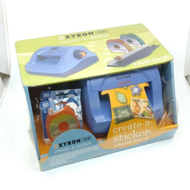 Xyron 500 Create A Sticker Machine 5