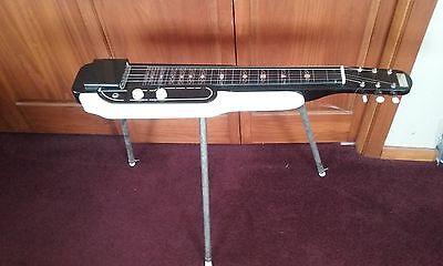 Vintage 1950s National Lap Steel Guitar With Legs