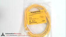 Details about  /NEW TURCK LOT OF 2 3 POLE CORDSET CABLES PKG 3M-1-PSG 3M U2515-84
