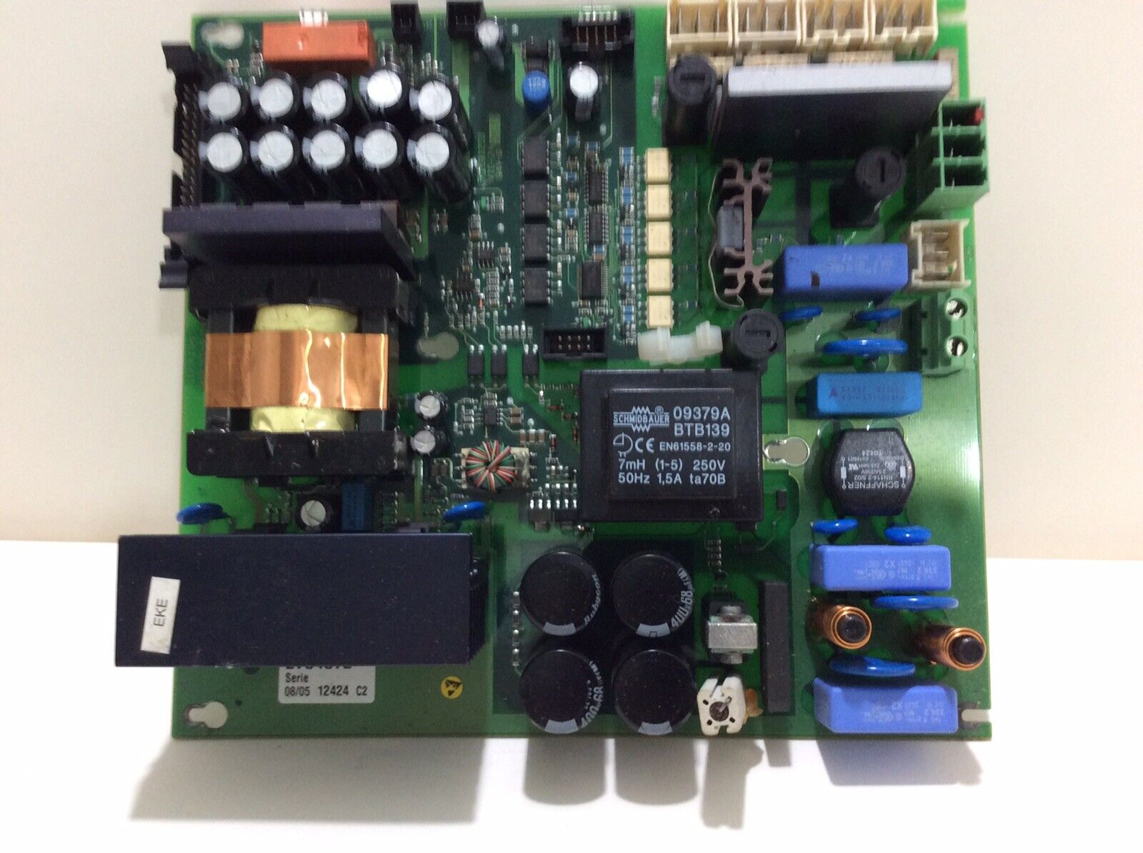 MELITTA Model C5-12C Main Power Board part  2704072 (Testé TRAVAIL)