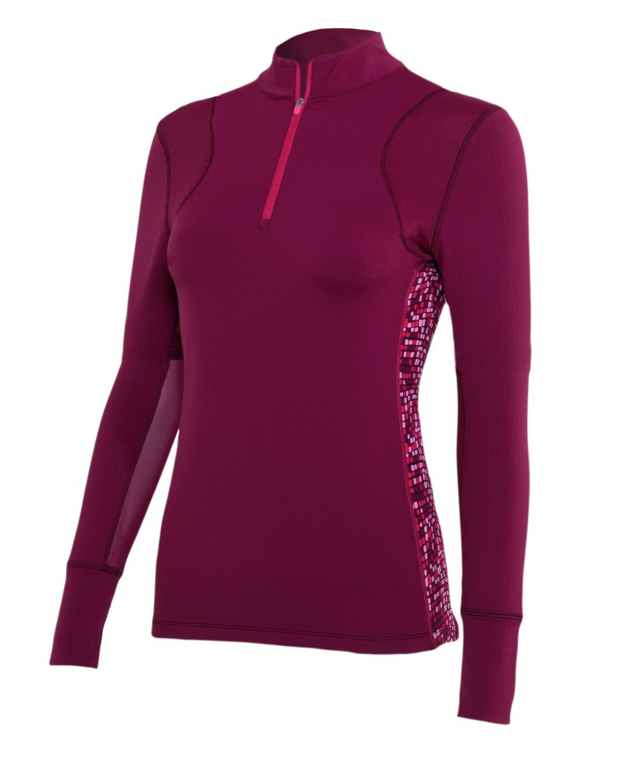 SALE Noble Outfitters Womens Lindsey Performance Long Sleeve - XS & XL