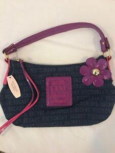 Vintage Victoria/'s secret bag