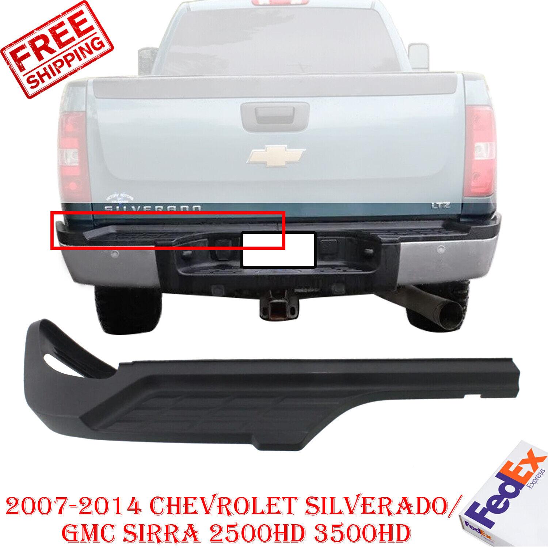 Bumper Step Pad compatible with Chevrolet Silverado//Sierra 2500 HD//3500 HD 07-14 Rear Right Outer Single Rear Wheels