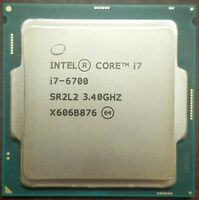 Intel® Core™ I7-6700 Processor (8m Cache, Up To 4.00 Ghz) -oem
