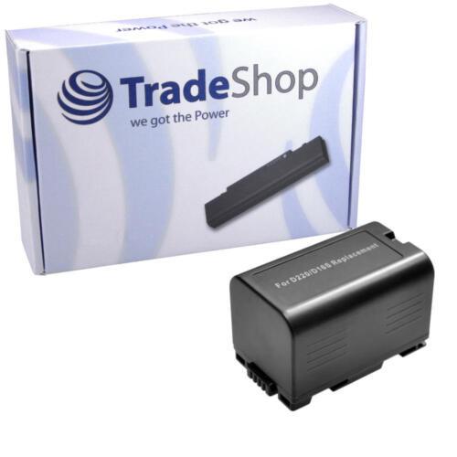 Batería panasonic nv-ds38b nv-ds38eg nv-ds55 ds60 /_