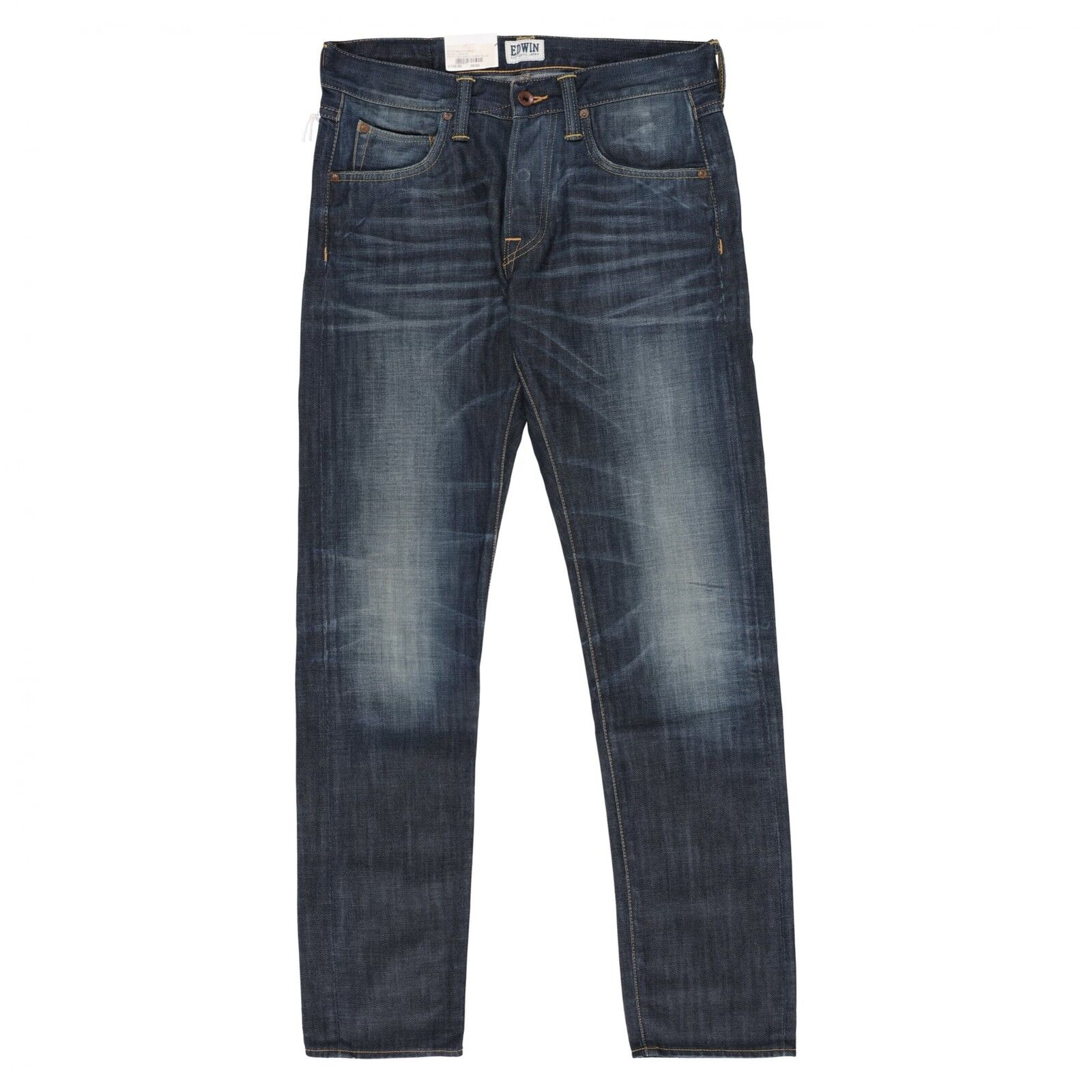 Edwin Denim ED-55 Relaxed Jeans - Rodeo Wash