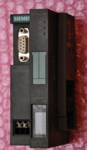 Siemens Simatic S7 IM151-1 HF Typ 6ES7 151-1BA00-0AB0 incl Abschlußwiderstand !