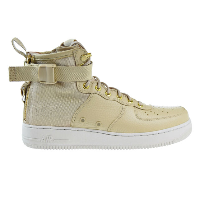 best loved 90662 3205d Nike SF Air Force 1 Mid Mens Shoes Mushroom/Mushroom/Light Bone 917753-200