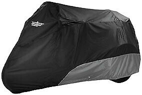 UltraGard-Deluxe-Trike-Cover-Black-Charcoal-4-465BC-For-Harley-Davidson
