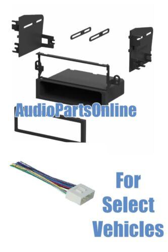 Single Din Car Stereo Radio Kit Combo for 2004-2008 Suzuki Forenza 2005-08 Reno