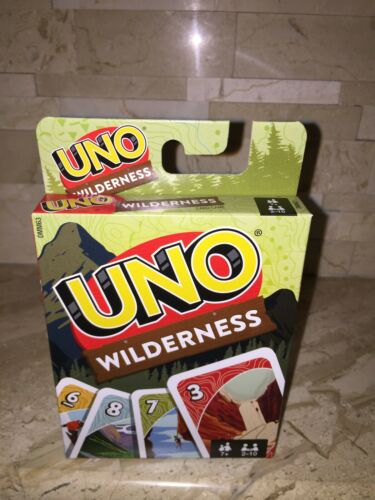 WILDERNESS CARD GAME
