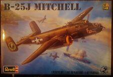 Revell Monogram WWII USAAF B-25J Mitchell Medium bomber model kit 1/48