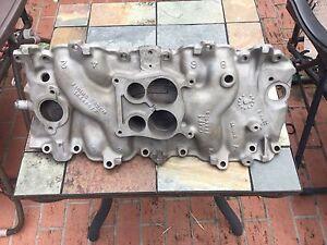 Corvette-OEM-Big-Block-Cast-Iron-Intake-Manifold-4bbl-270HP-454-LS5-L-15-71-1972