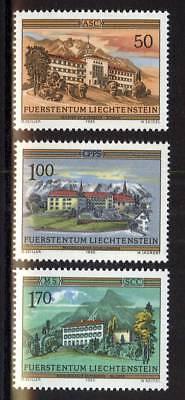 Orden Und Klöster Mi 868/70 Radient 17738/ Liechtenstein 1985 **