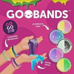 Goobands-Slime-Putty-Squishy-Tub-Kids-Girls-Boys-Party-Glitter-Goo-Matching-band