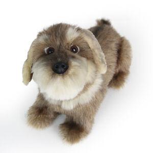 Peluche Rauhaardackel, Teckel Fabriquée à la main en Allemagne, peluche, chien