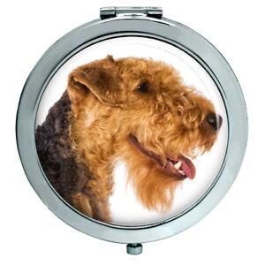 Welsh-Terrier-Compact-Mirror