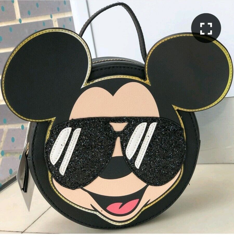 New Disney Mickey Mouse Cross Purse For Girls/Ladies From Primark