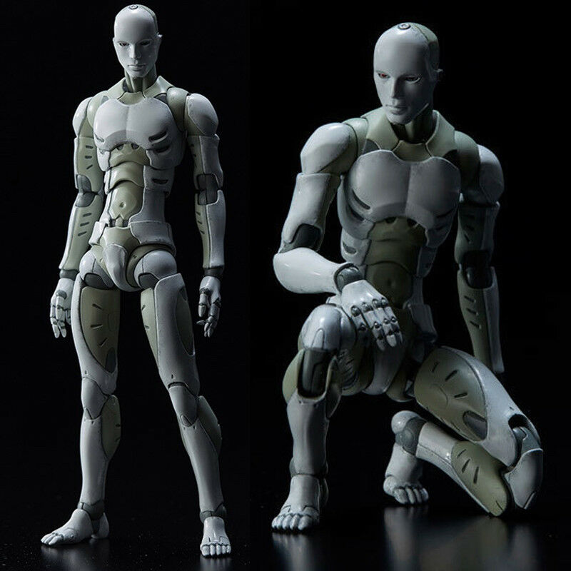 Heavy Heavy Heavy Industries Synthetic Human He Body Action Figure Figurine 1 6 Scale 6a9f06