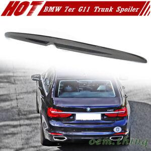 2020 750li 740i For Bmw 7 Series G11 G12 Trunk Spoiler Dto Style Carbon Fiber Ebay
