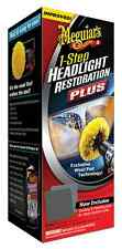 Meguiar's Headlight Restoration Kit PlastX Boat Motorcycle Helmets Taillights
