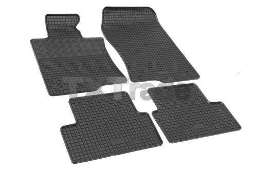 TOP Qualität HONDA ACCORD IX ab 2008 Gummifußmatten Fußmatten passgenau