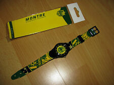 Montre FC Nantes Watch Armbanduhr France Frankreich League 1  new sealed neu