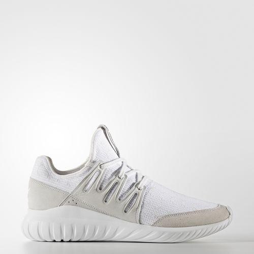 Nuevo Para hombres Zapatos ADIDAS ORIGINALS TUBULAR radial PK Blanca [S76714] Vintage Blanca PK 46c89b