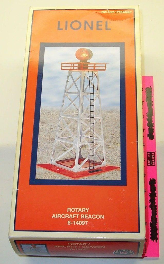 Lionel New 6-14097 redary Aircraft Beacon