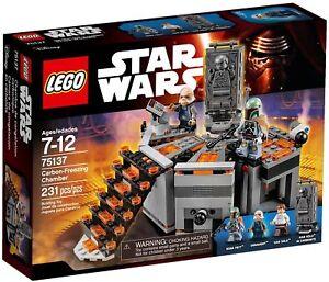 Lego-Star-Wars-Carbon-Freezing-Chamber-Boba-Fett-Brand-New-And-Sealed