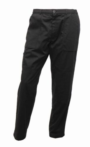 "28-46/"" Leg 29-33/"" Regatta TRJ331 Lined Action Trousers Waist"