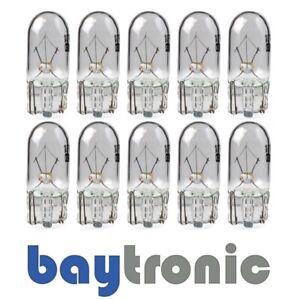 10x-12v-5w-t10-w5w-w2-1x9-5-zocalo-de-vidrio-lampara-lampara-matricula-stand-lampara-luz