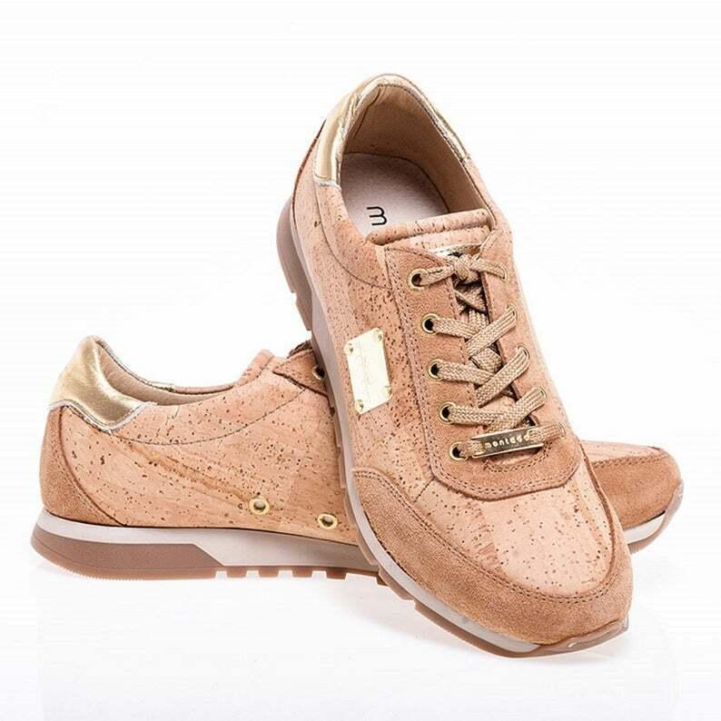 Cork Trainer in donna naturale scarpe di sicurezza leggero  formatore di sicurezza del lavoro  compra meglio