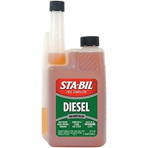 3 day sale sta bil 22254 diesel formula fuel stabilizer
